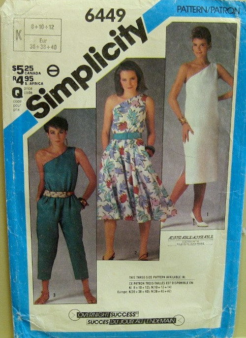 Simplicity 6449 B