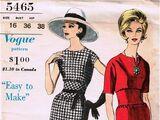 Vogue 5465