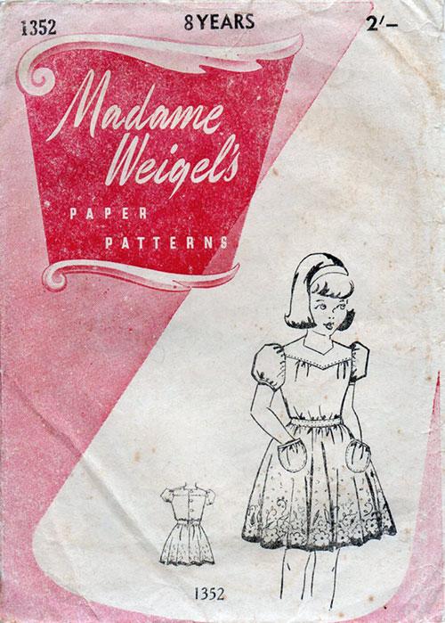 Madame Weigel's 1352