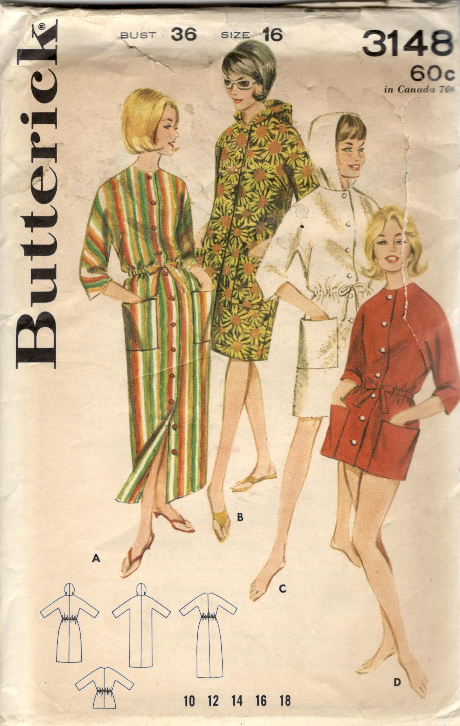 Butterick 3148 B