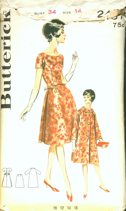 Butterick 2457