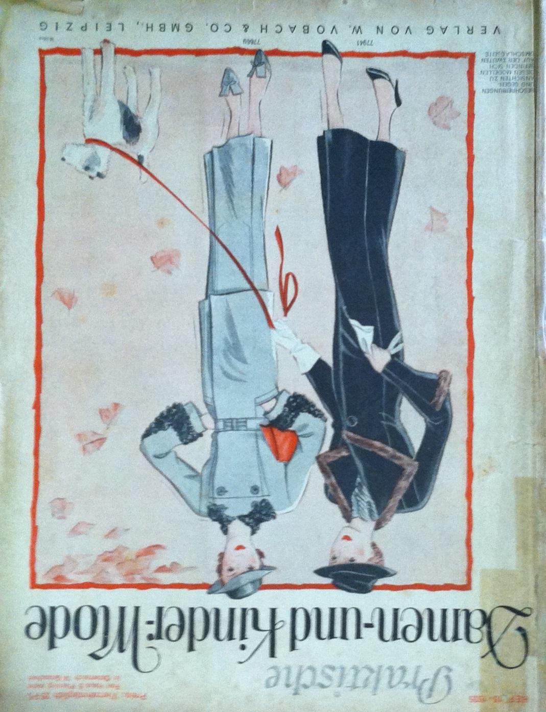 Praktische Damen- und Kinder-Mode No. 15 1935