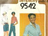 Simplicity 9542