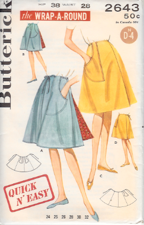 Butterick 2643