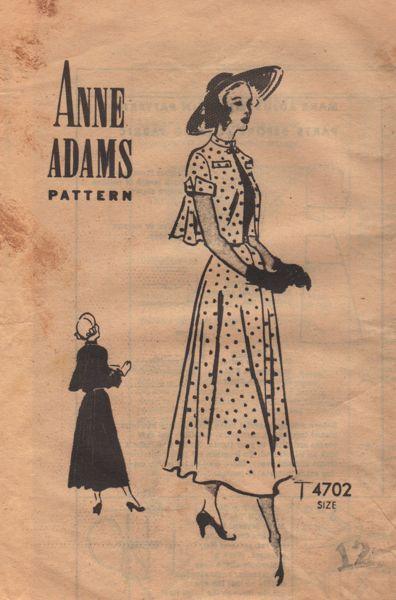 Anne Adams 4702 A