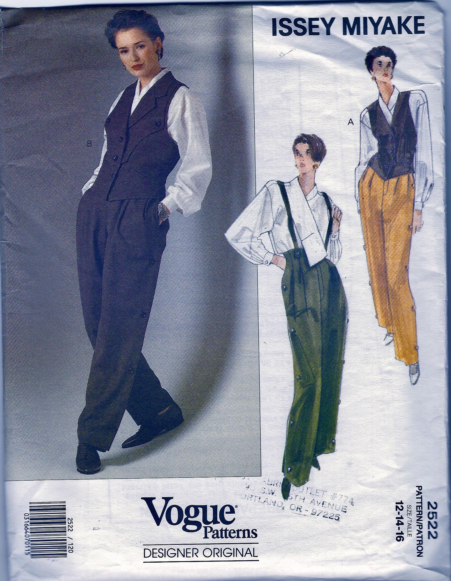 Vogue 2522 B