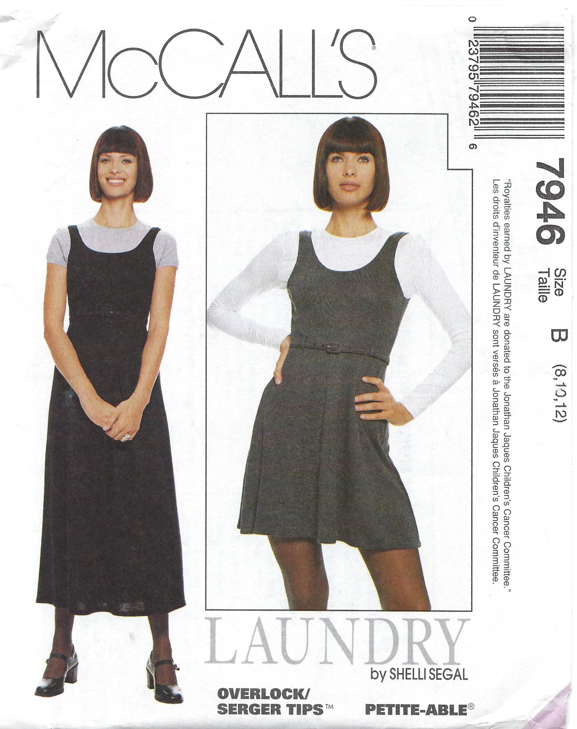 McCall's 7946 A