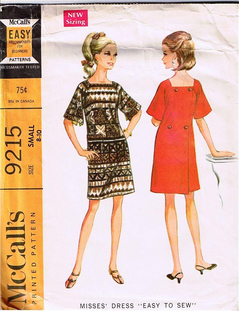 McCall's 9215