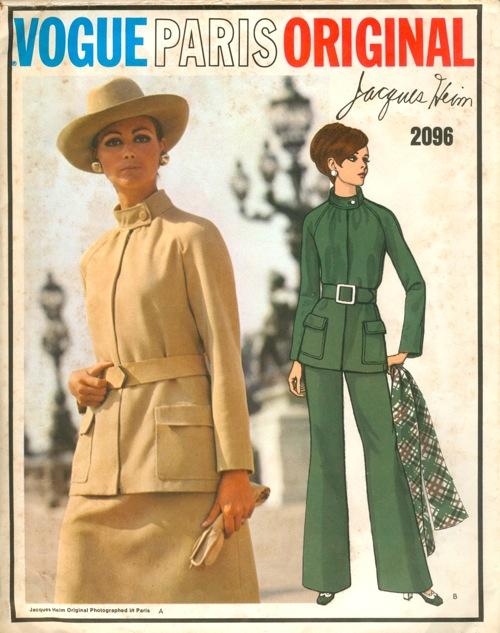 Vogue 2096 A
