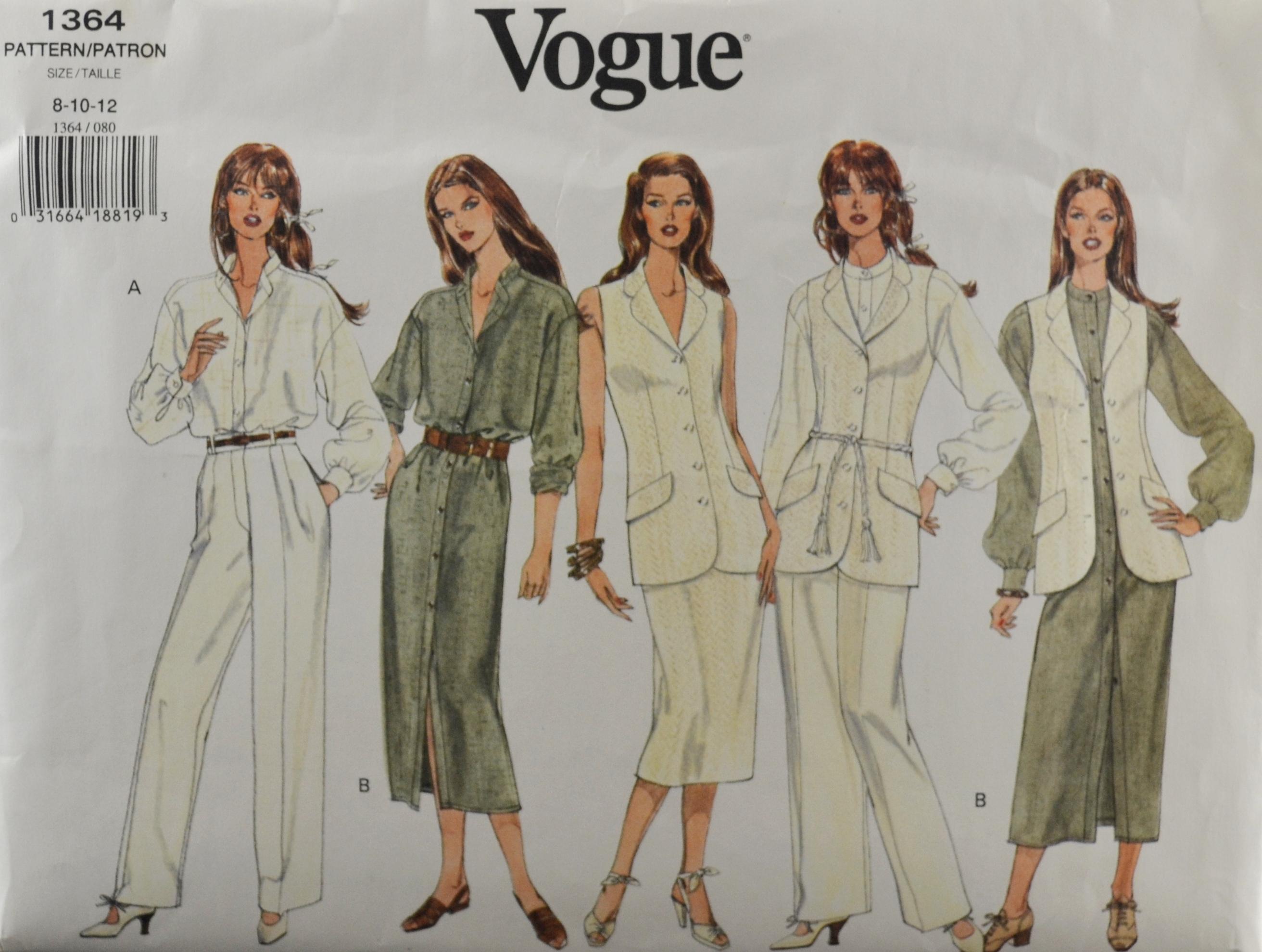 Vogue 1364 C
