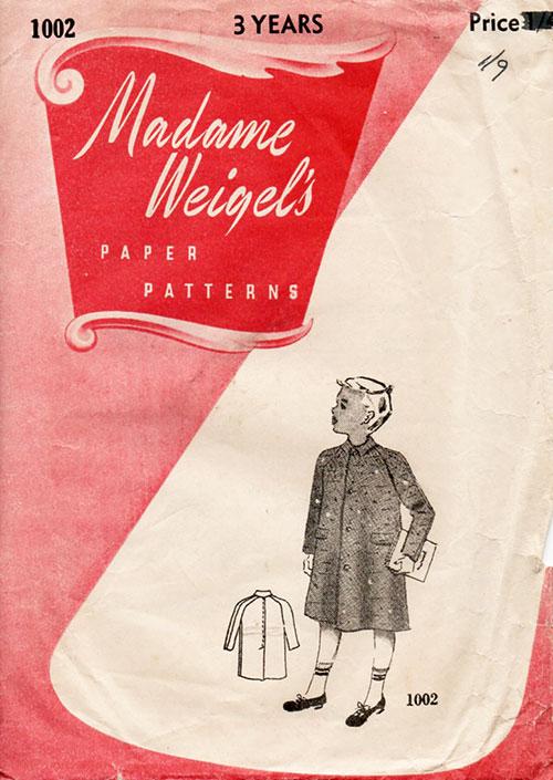 Madame Weigel's 1002