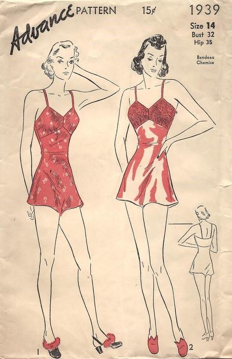 Advance 1939