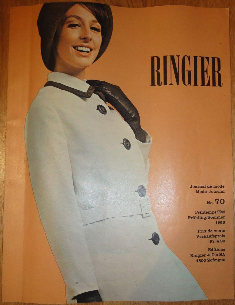 Ringier Journal de Mode Spring/Summer 1966