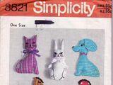 Simplicity 8821 A