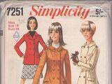 Simplicity 7251