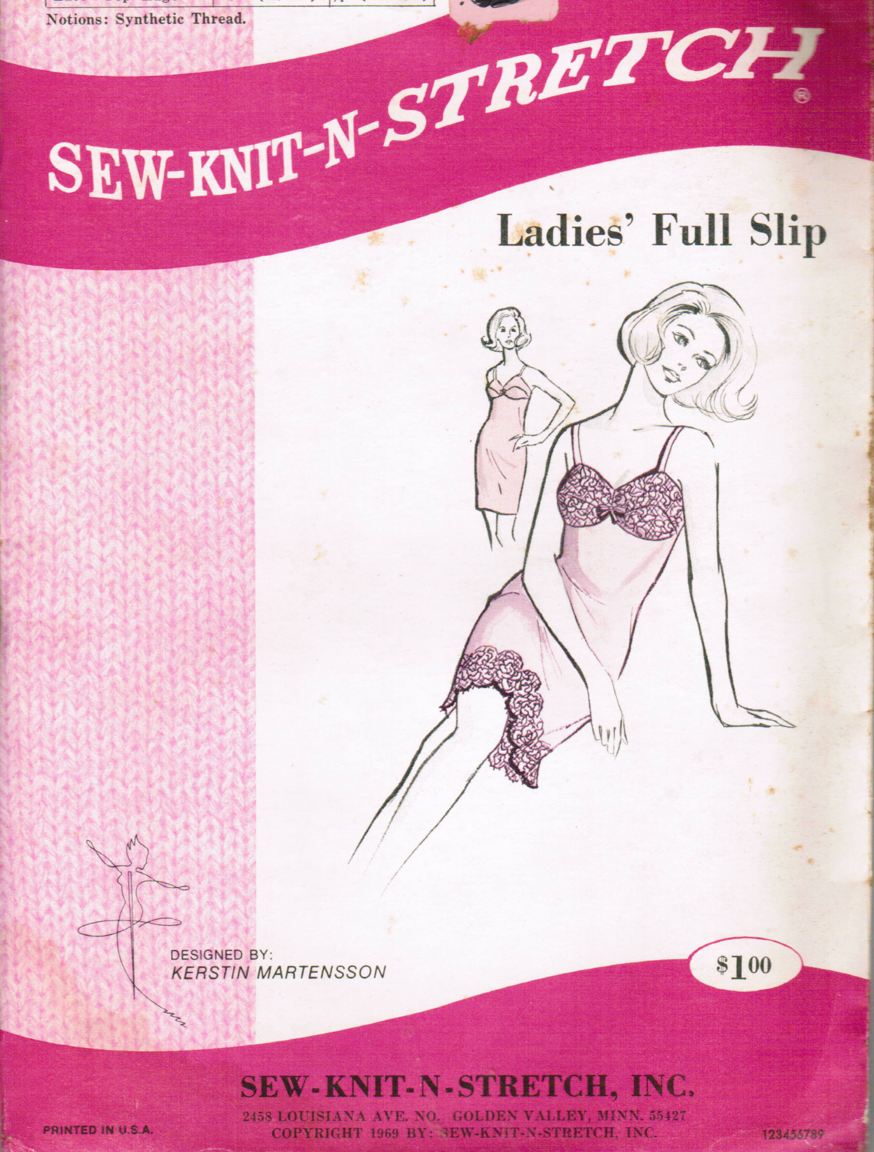 Sew-Knit-N-Stretch 212