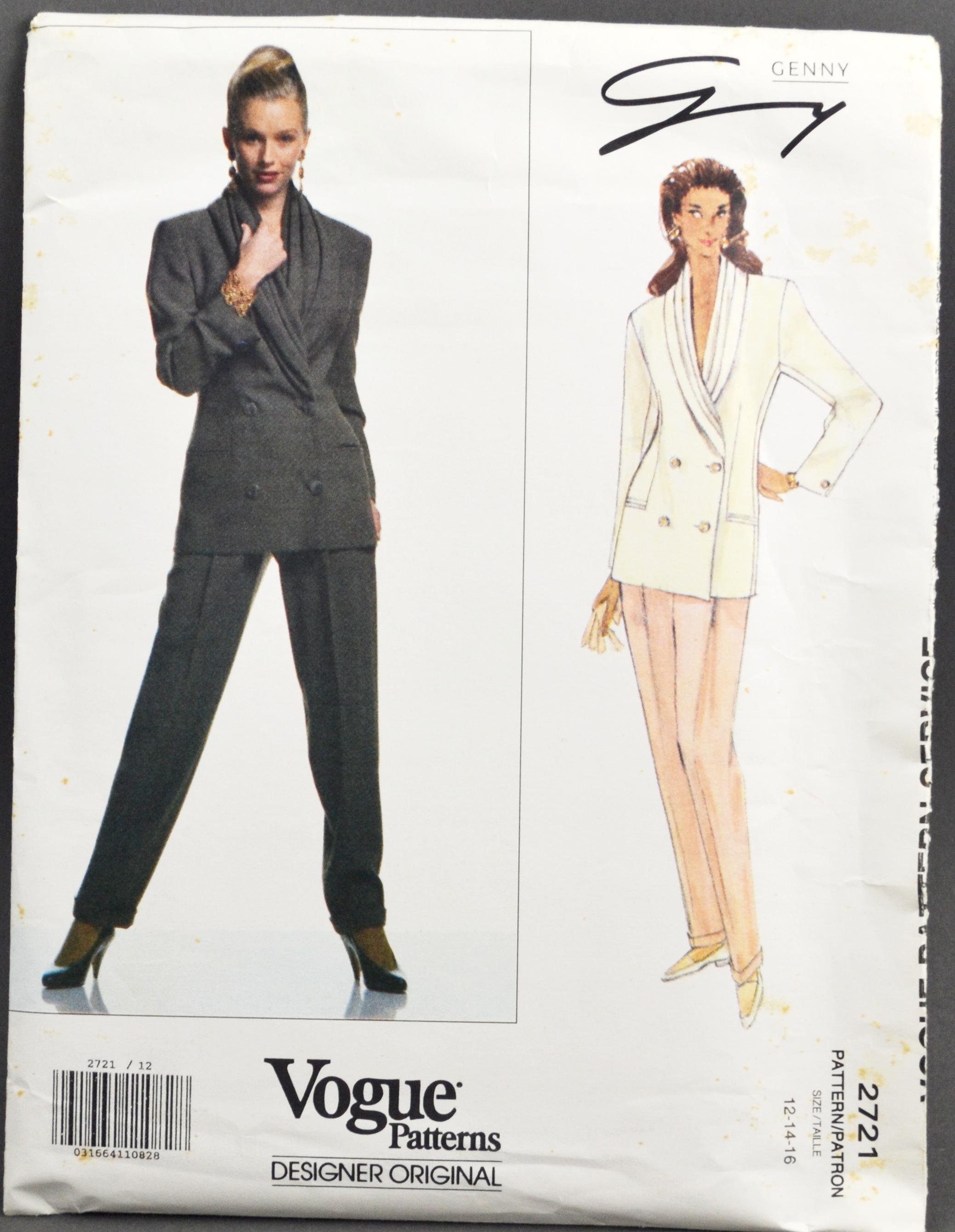 Vogue 2721 B