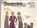 Butterick 3247