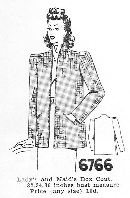 Madame Weigel's 6766
