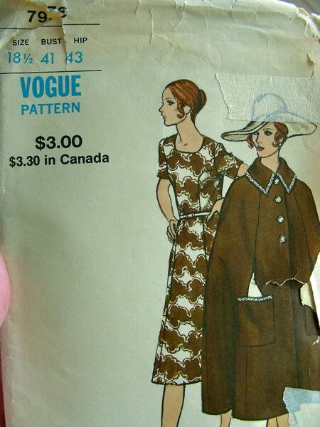 Vogue 7976 A