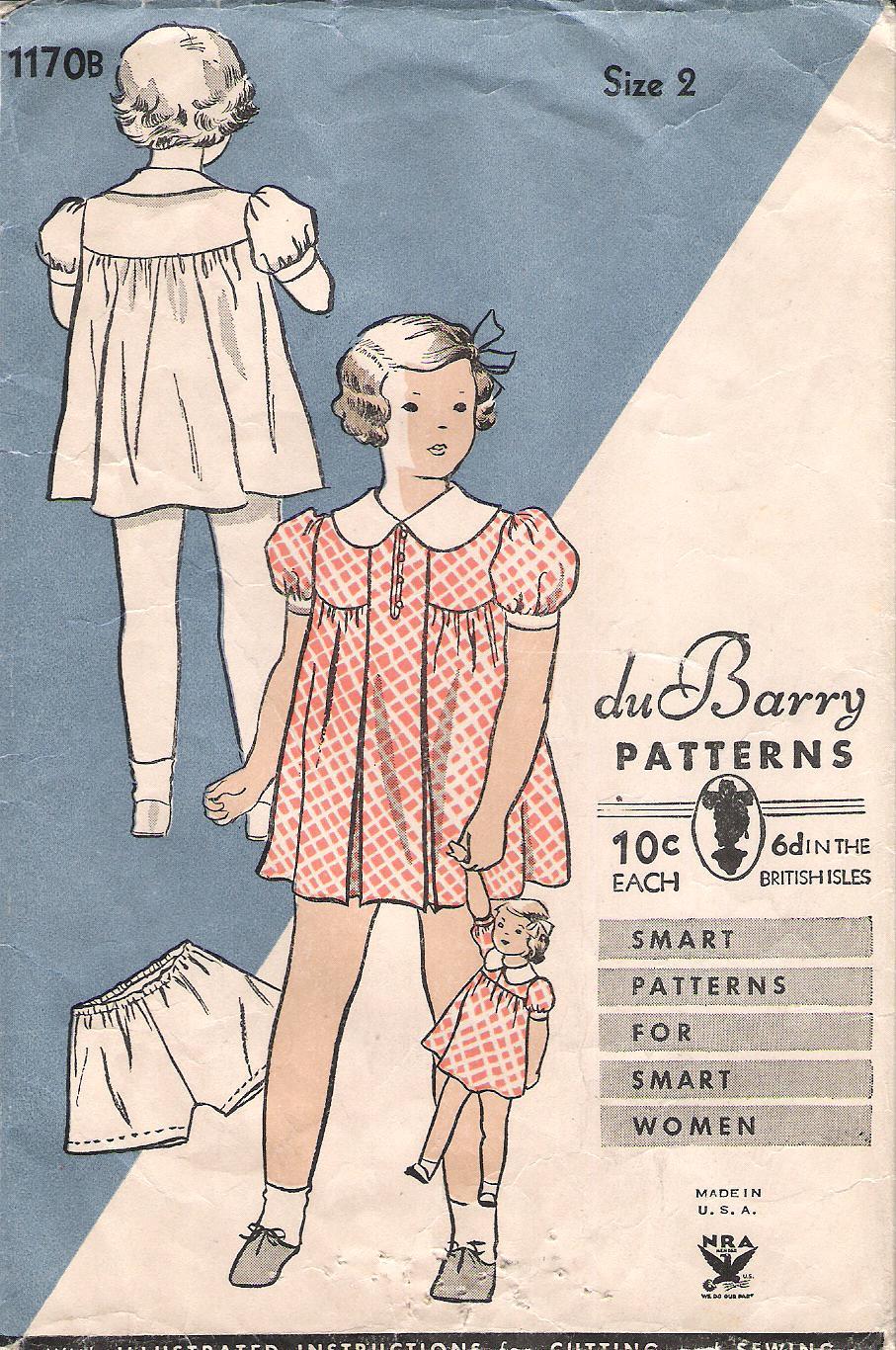 DuBarry 1170B