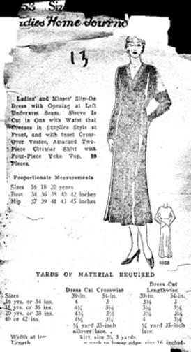 Ladies Home Journal 6558