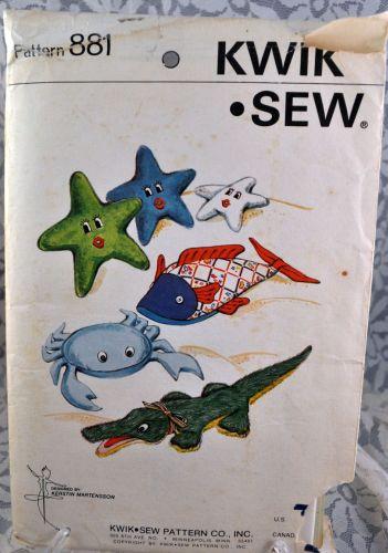 Kwik Sew 881