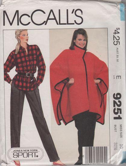 McCall's 9251 A