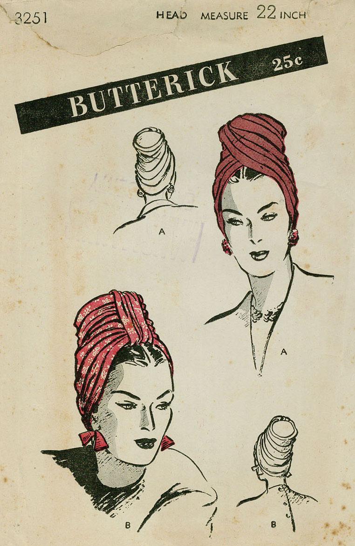 Butterick 3251 B