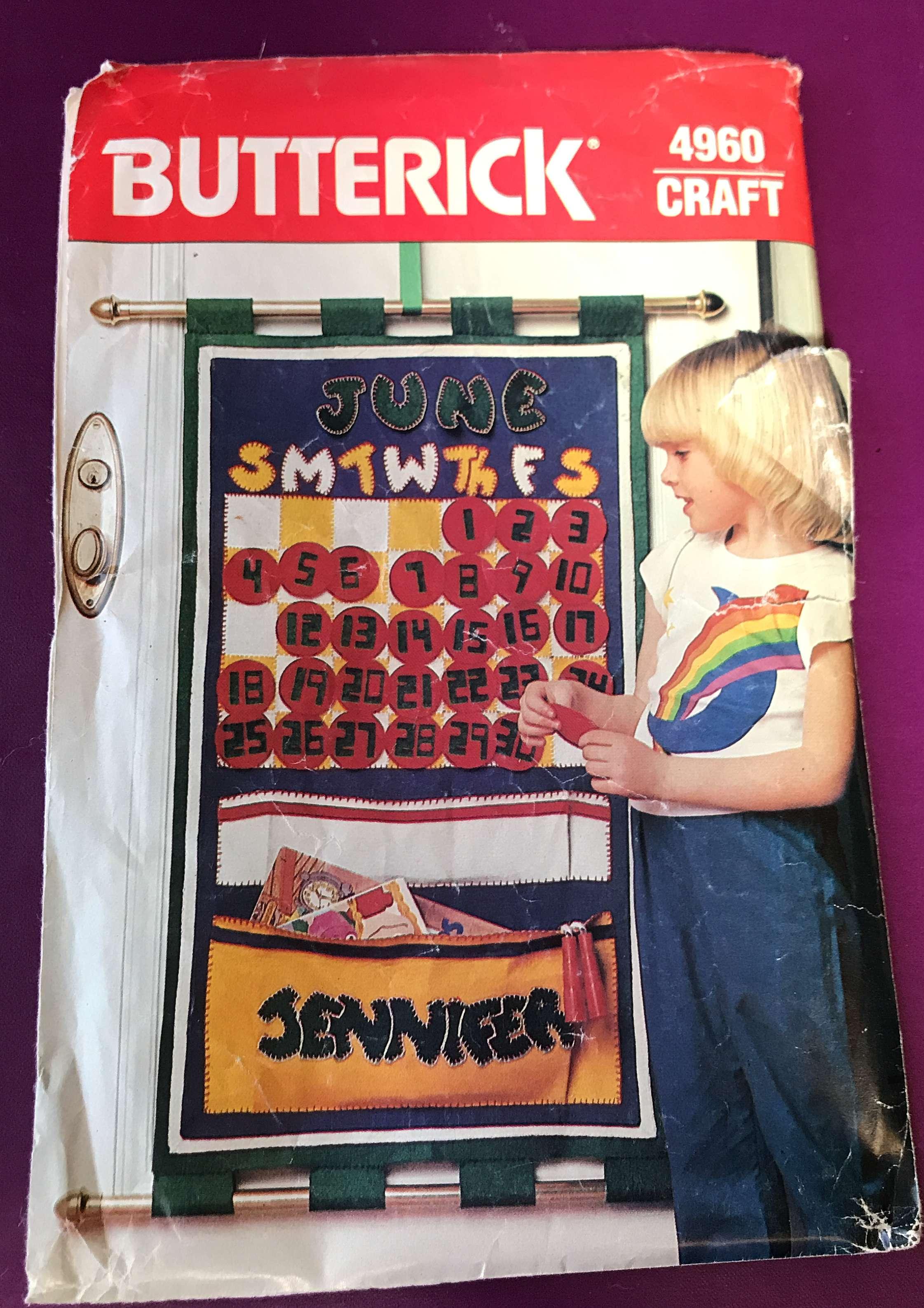 Butterick 4960 B