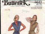 Butterick 5641