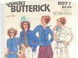 Butterick 6077