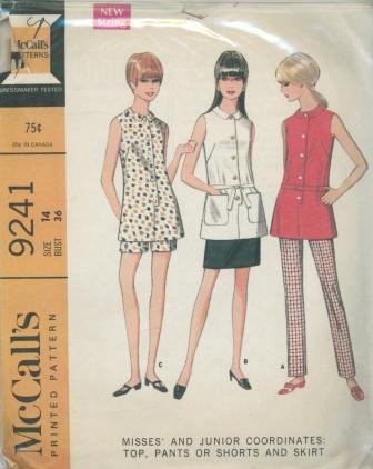 McCall's 9241 A