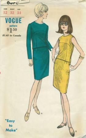 Vogue 6873