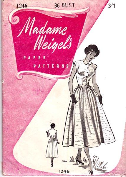Madame Weigel's 1246