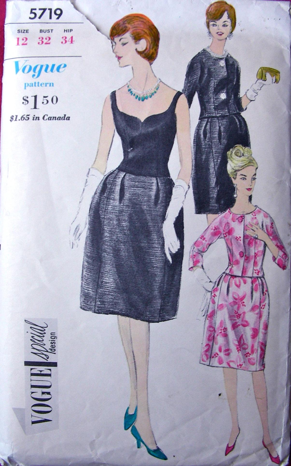 Vogue 5719 A