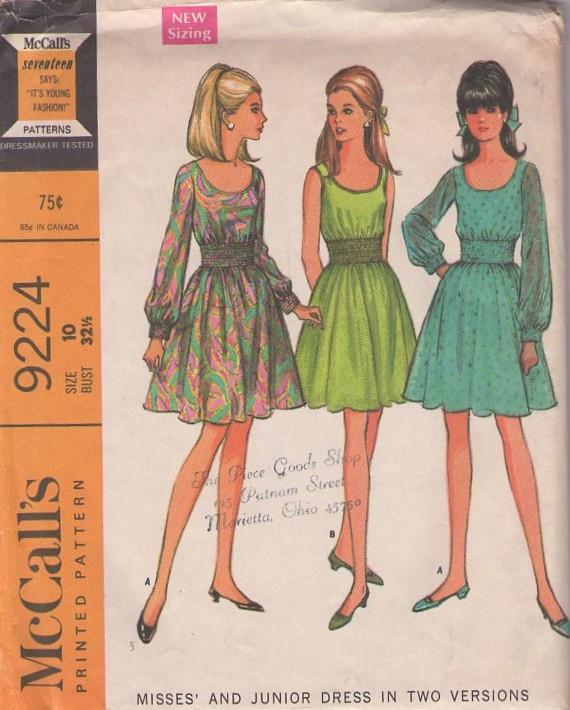 McCall's 9224