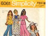 Simplicity 6061 B