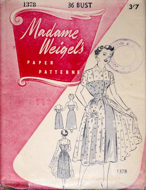 Madame Weigel's 1378