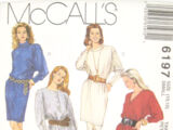 McCall's 6197 B