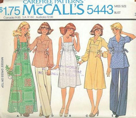 McCall's 5443