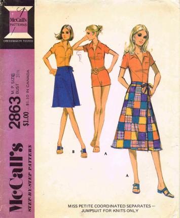 McCall's 2863
