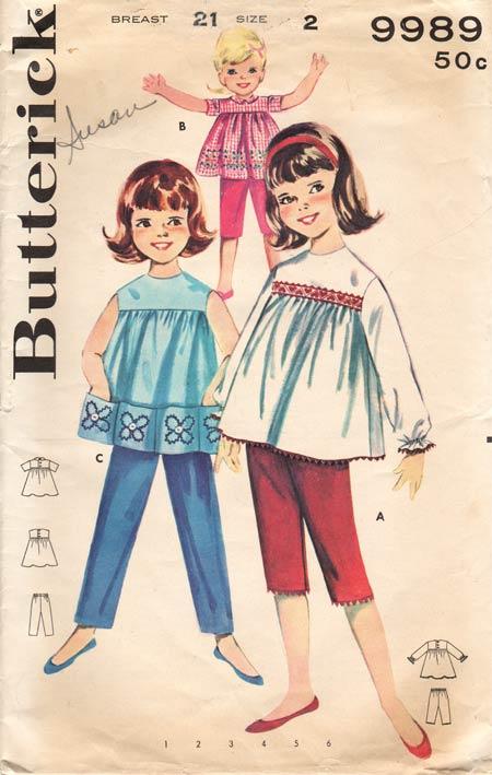 Butterick 9989