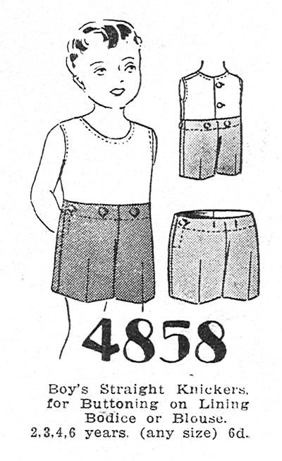 Madame Weigel's 4858