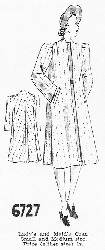 Madame Weigel's 6727