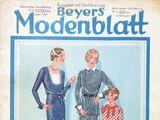 Beyers Modenblatt No. 22 Vol. 9 1931