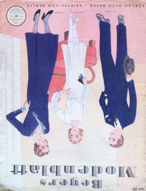 Beyers Modenblatt No. 22 Vol. 11 1932