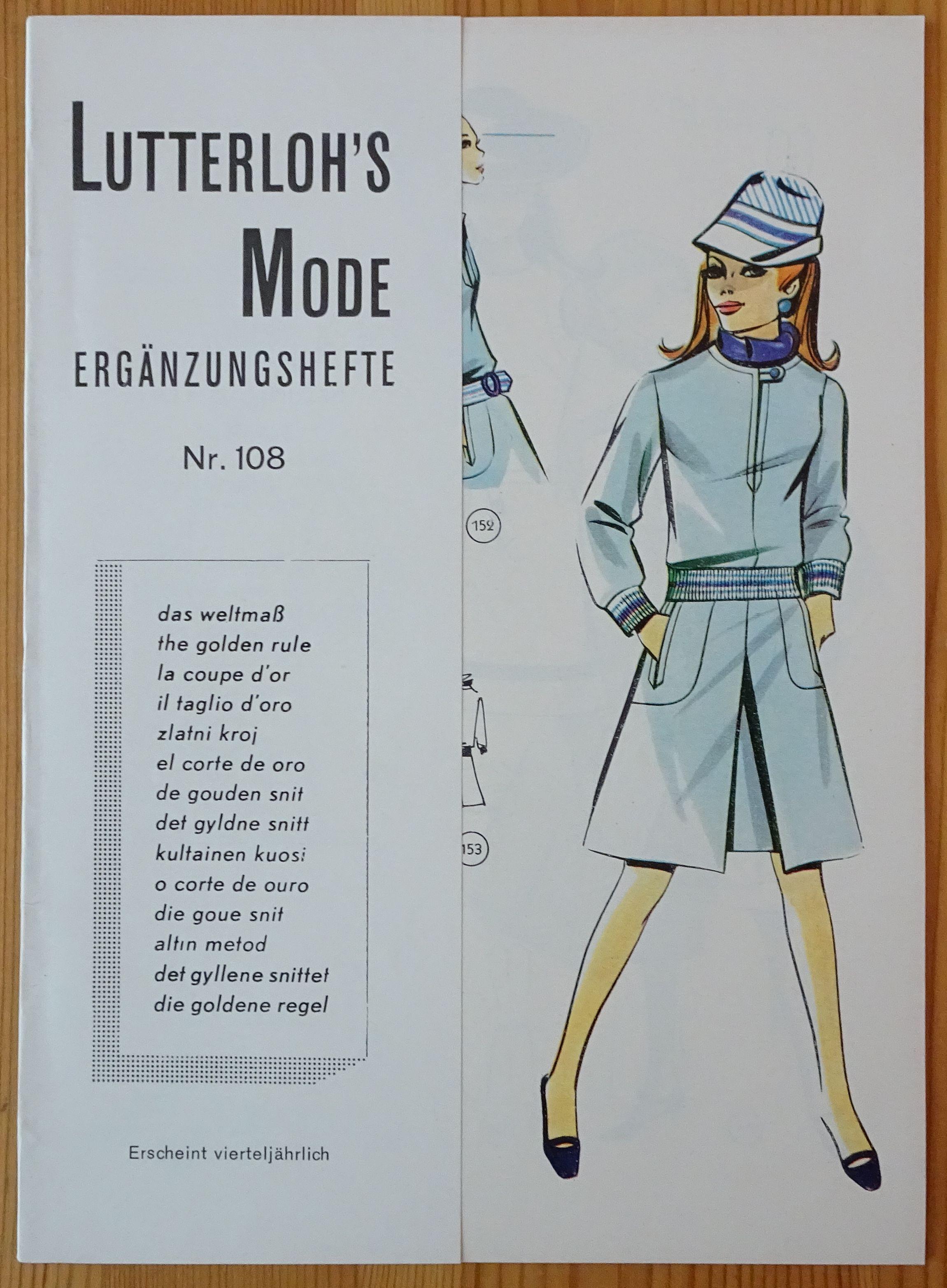 Lutterloh Supplement 108
