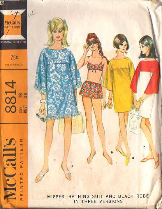 McCall's 8814 A