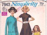 Simplicity 7943 A